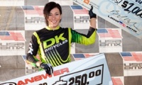 Arizona USA BMX National: 1at Place, Day 1