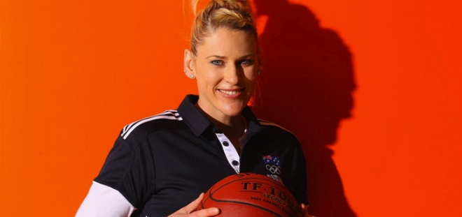Lauren+Jackson+Australian+Olympic+Basketball